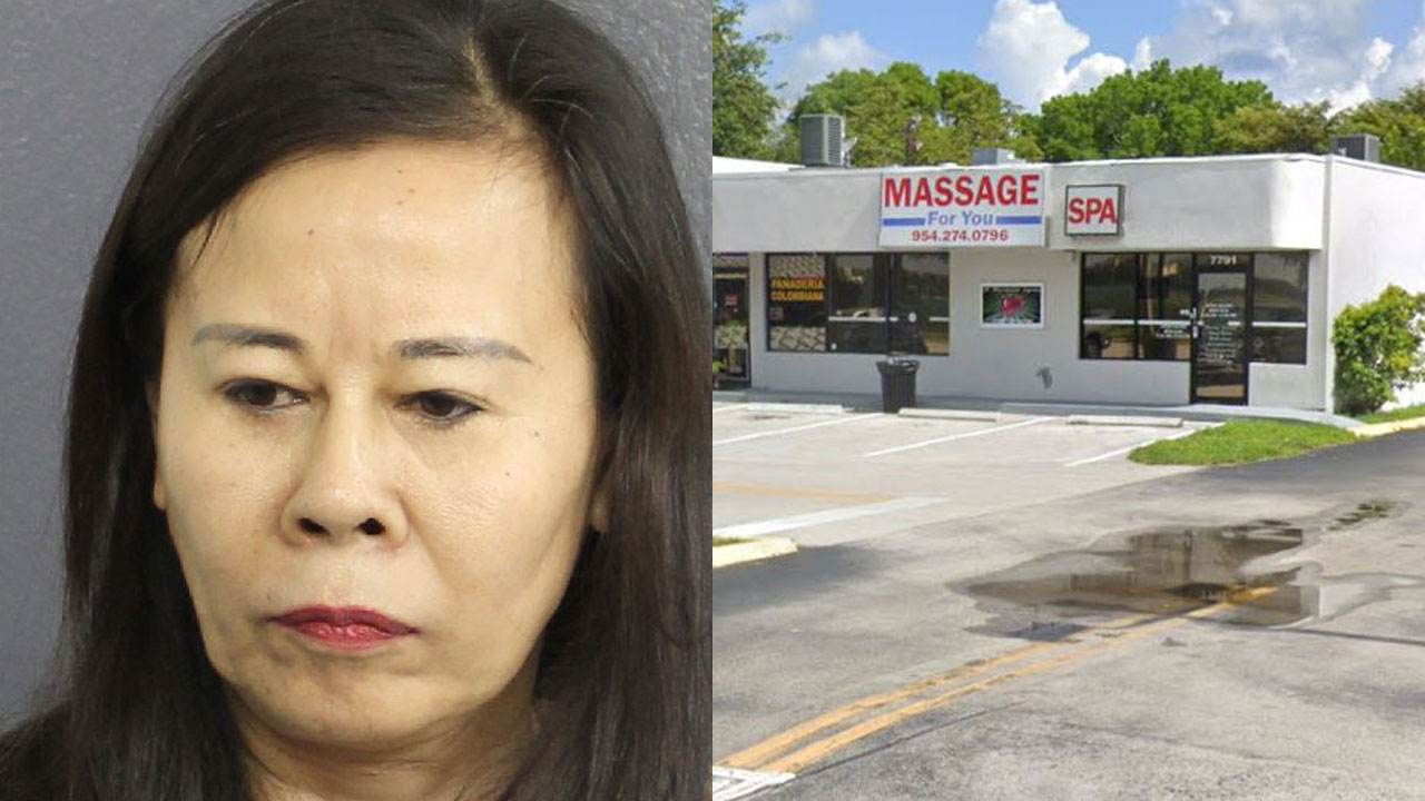 Department Pays For Officer S Sexual Massages To Arrest 4 Chinese Women For Prostitution