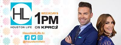 Houston Life, weekdays at 1 p.m. on KPRC 2