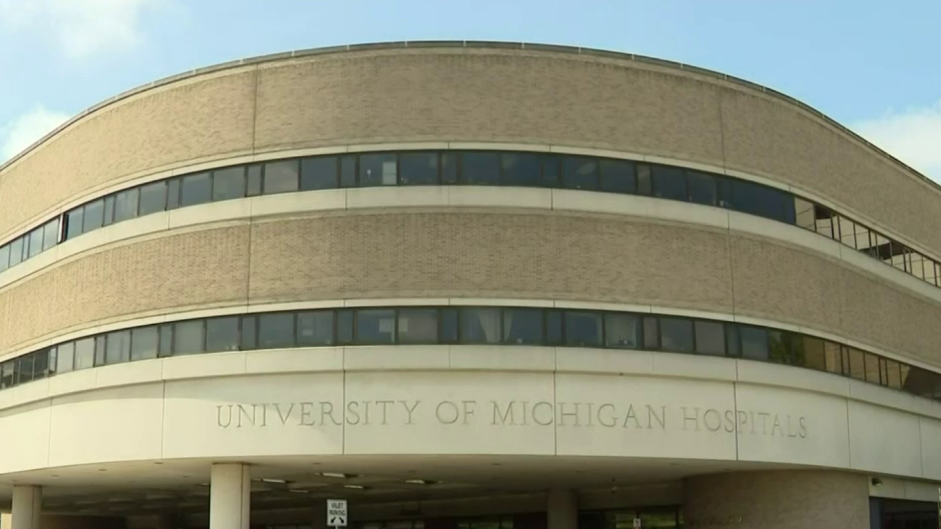 Michigan Coronavirus Patient Being Treated At U M Hospital In Ann Arbor