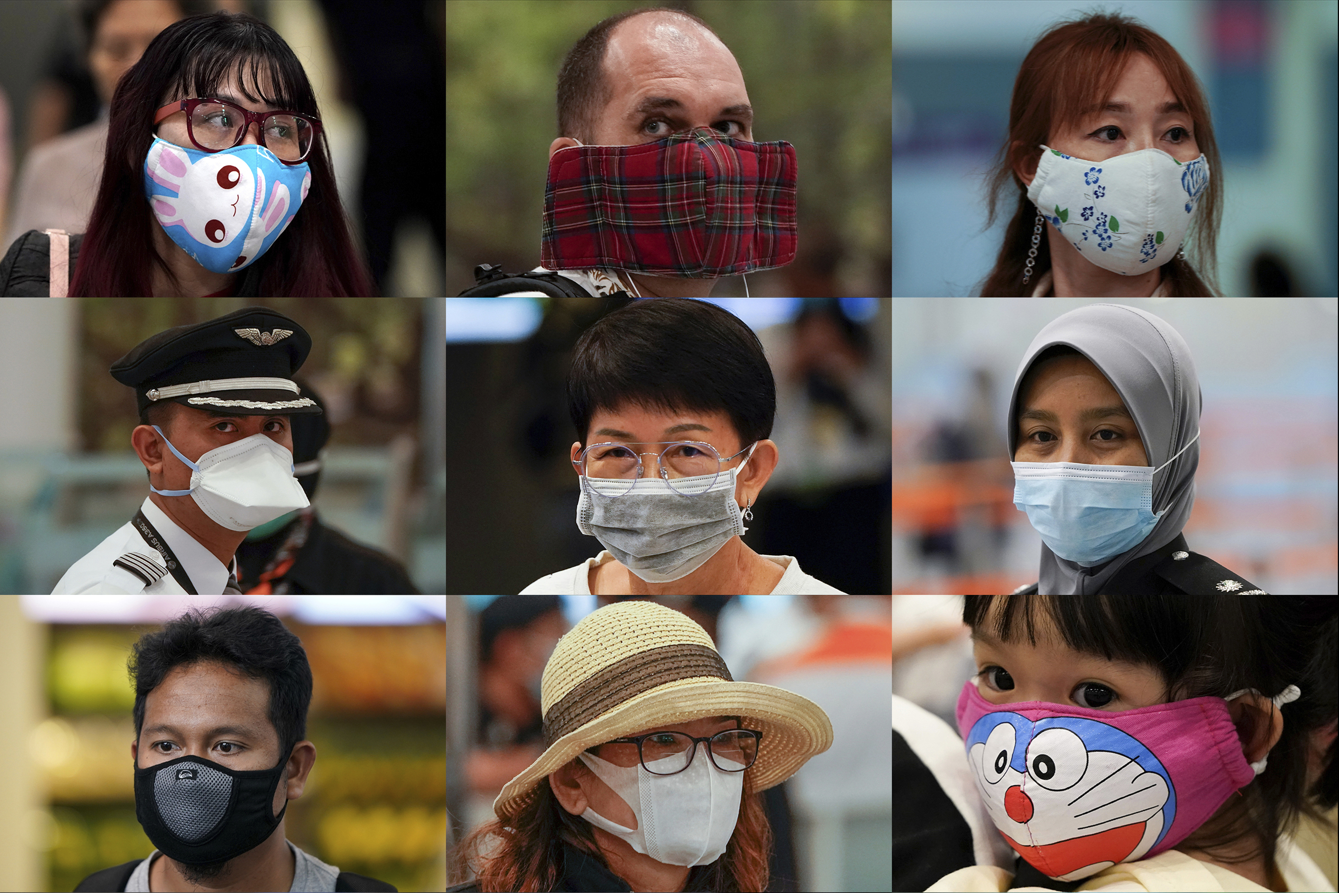 masks medical virus