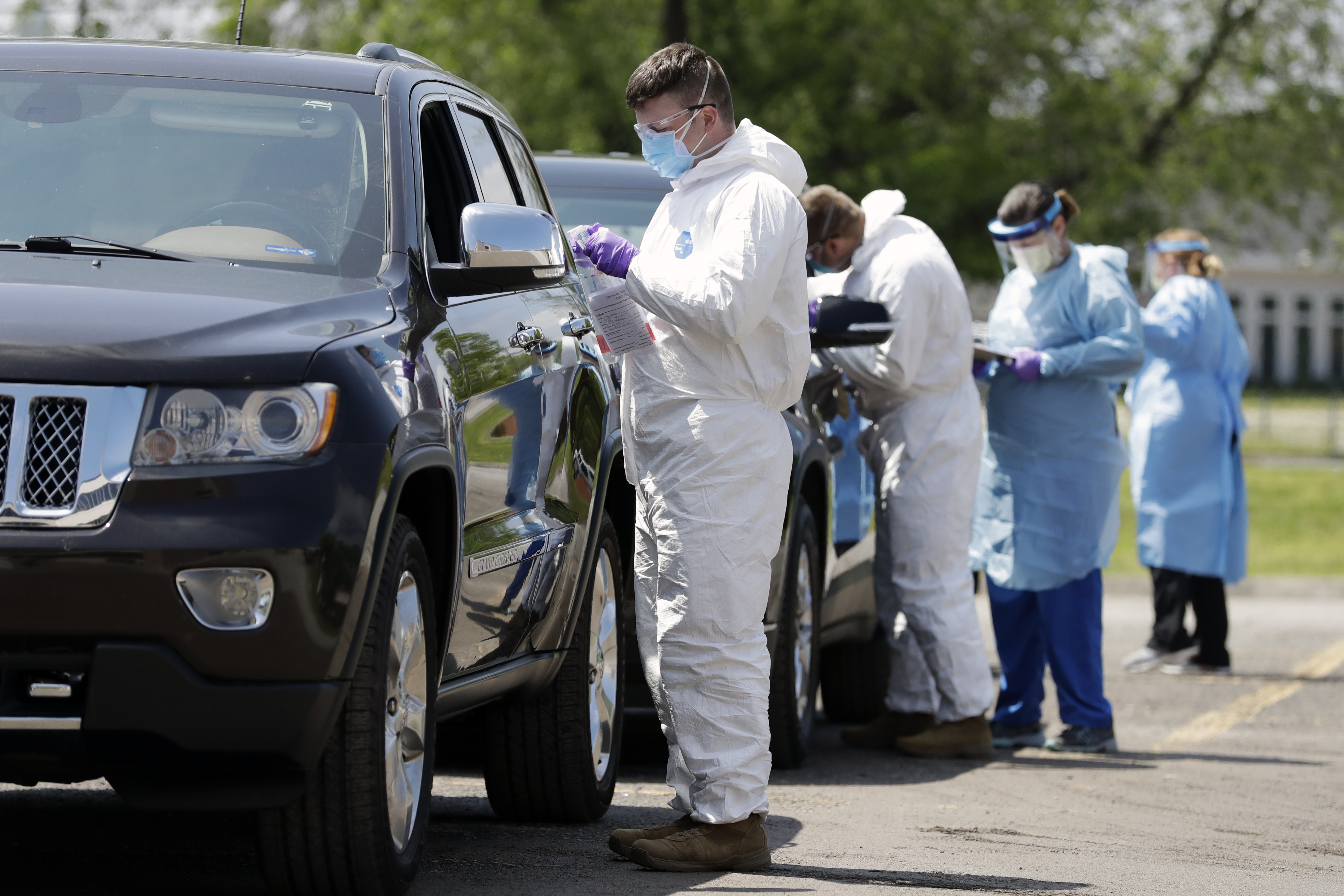 Cvs Health To Provide Drive Thru Rapid Covid 19 Testing In Dearborn
