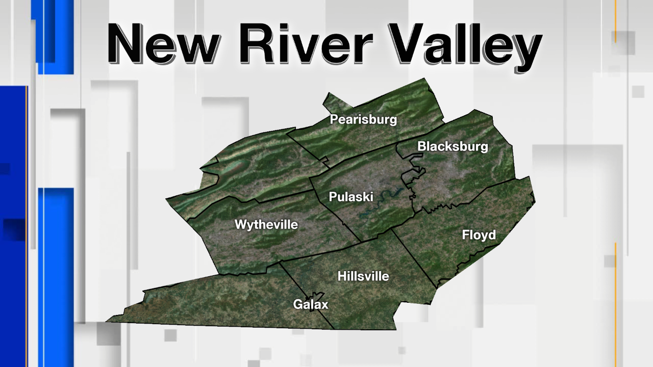 New River Valley regional forecast