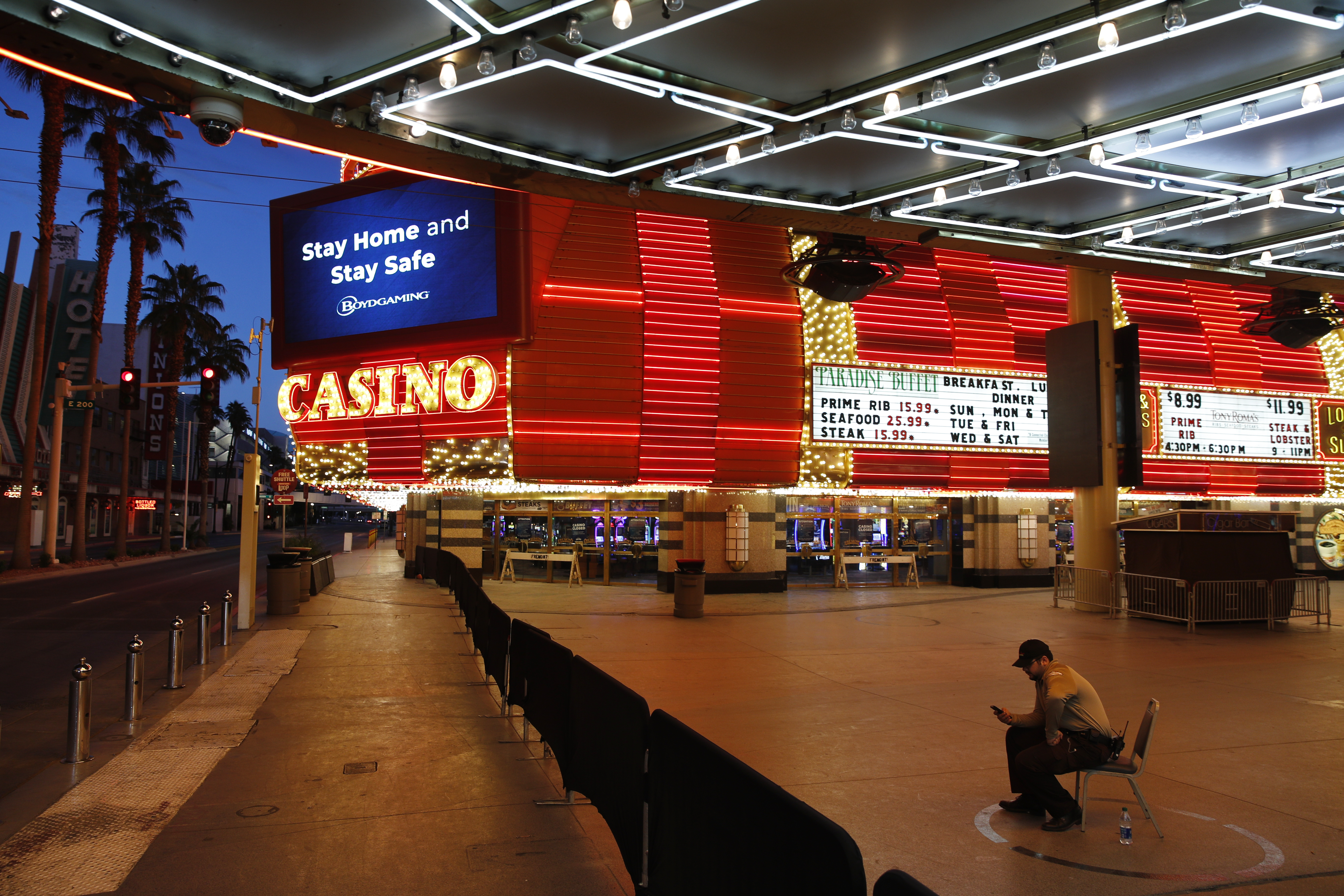 Workers Want Coronavirus Protections Before Casinos Reopen