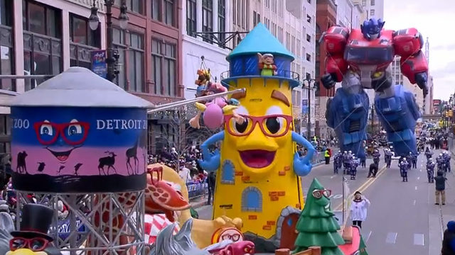 2019 America's Thanksgiving Parade in Detroit: How to watch - WDIV ClickOnDetroit