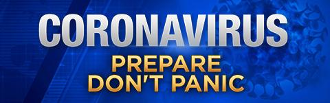 Coronavirus: Prepare, Don't Panic