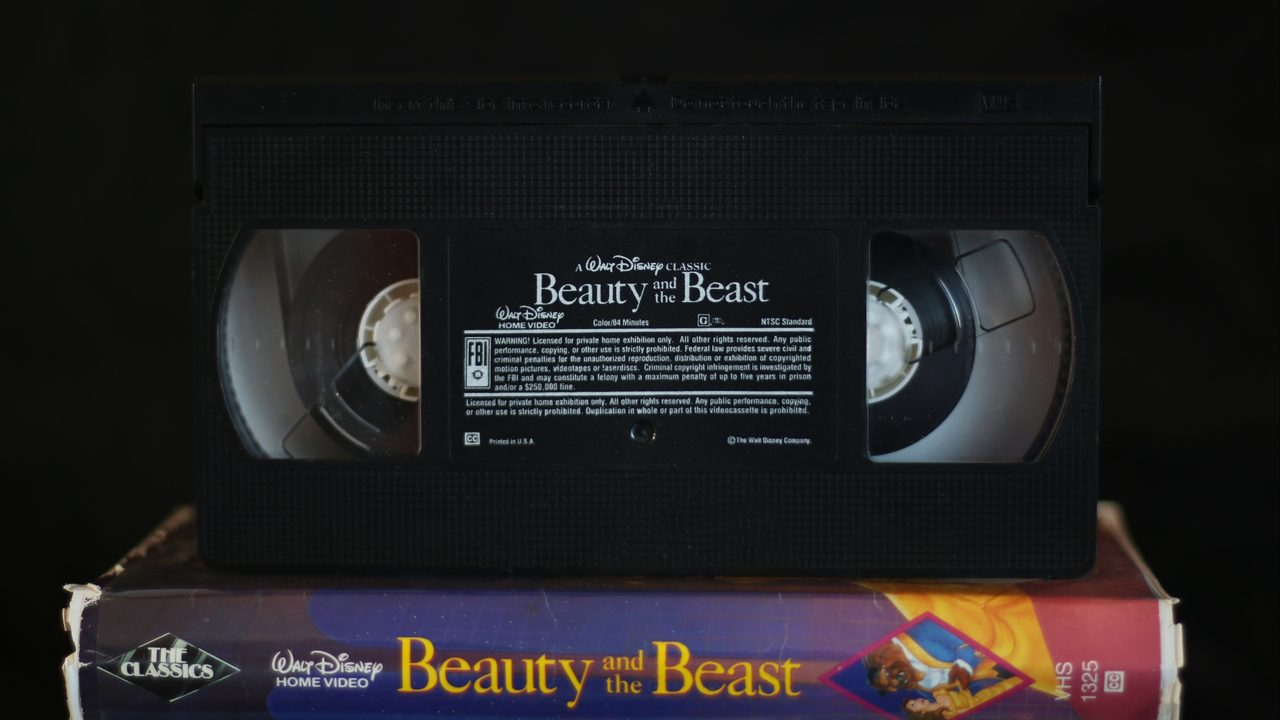 Own Any Of These Old Disney Vhs Tapes You Could Be Sitting On Big Bucks