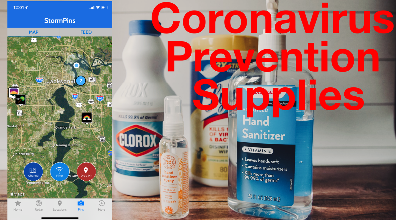 Help Finding Supplies That Are Running Short During Coronavirus Threat