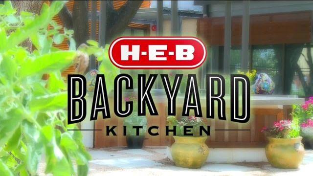 H-E-B Backyard Kitchen