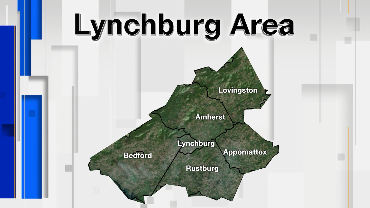 Lynchburg-area forecast
