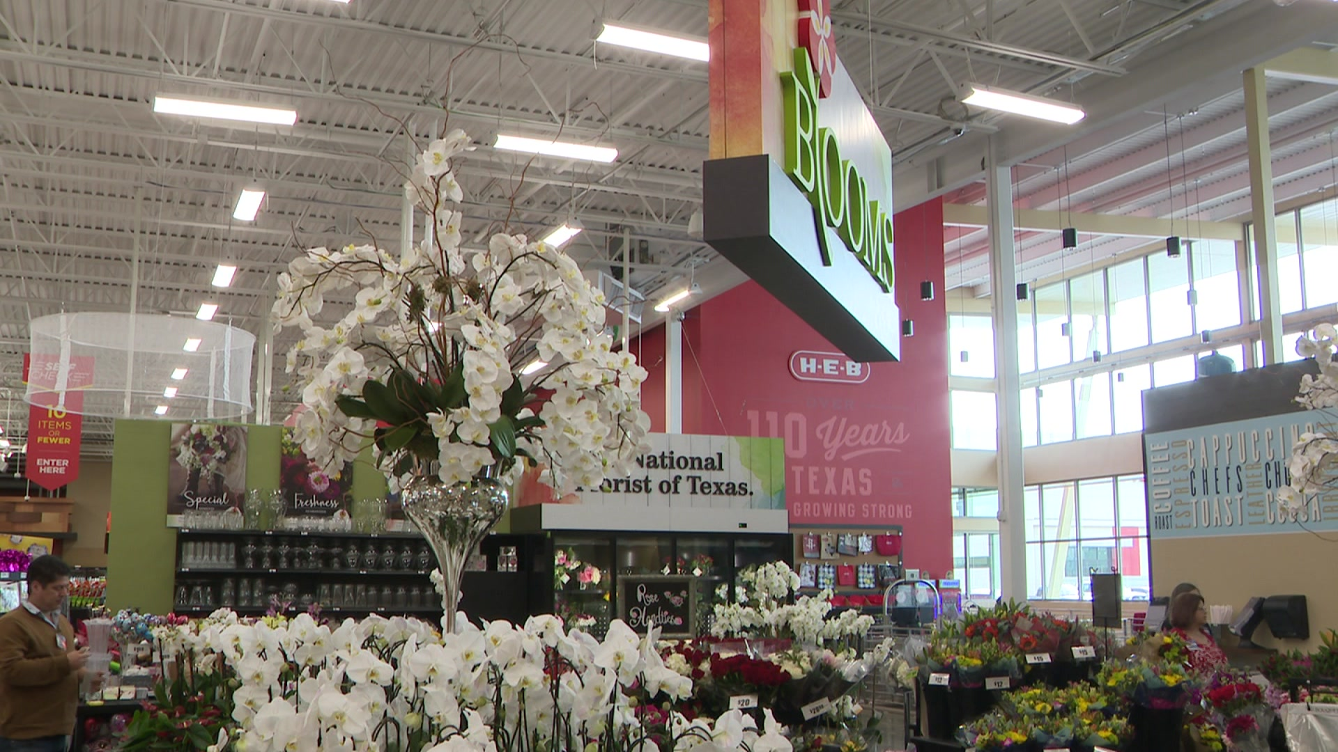 Take a look inside the new Meyerland H-E-B