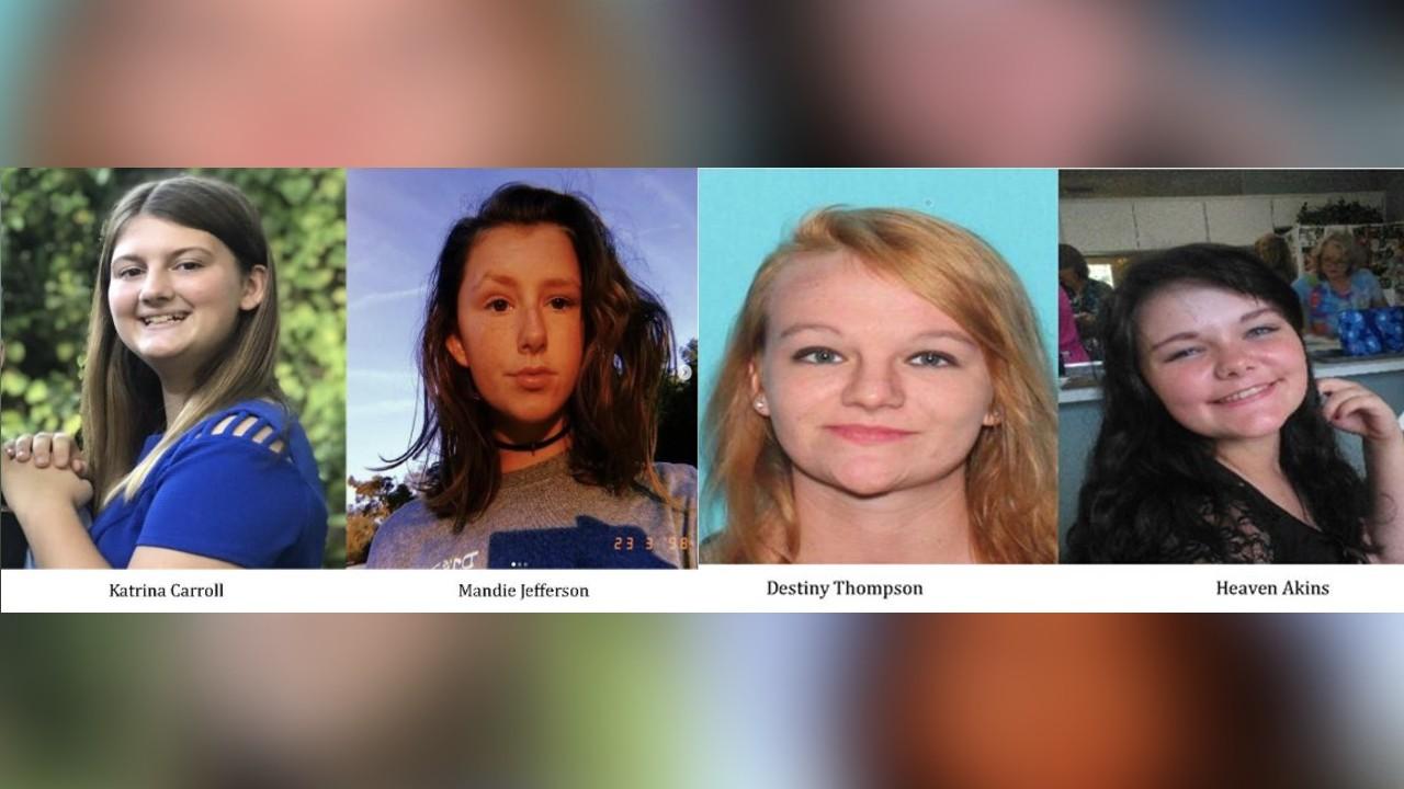 4 girls reported missing in Port Orange, police say - WKMG News 6 & ClickOrlando