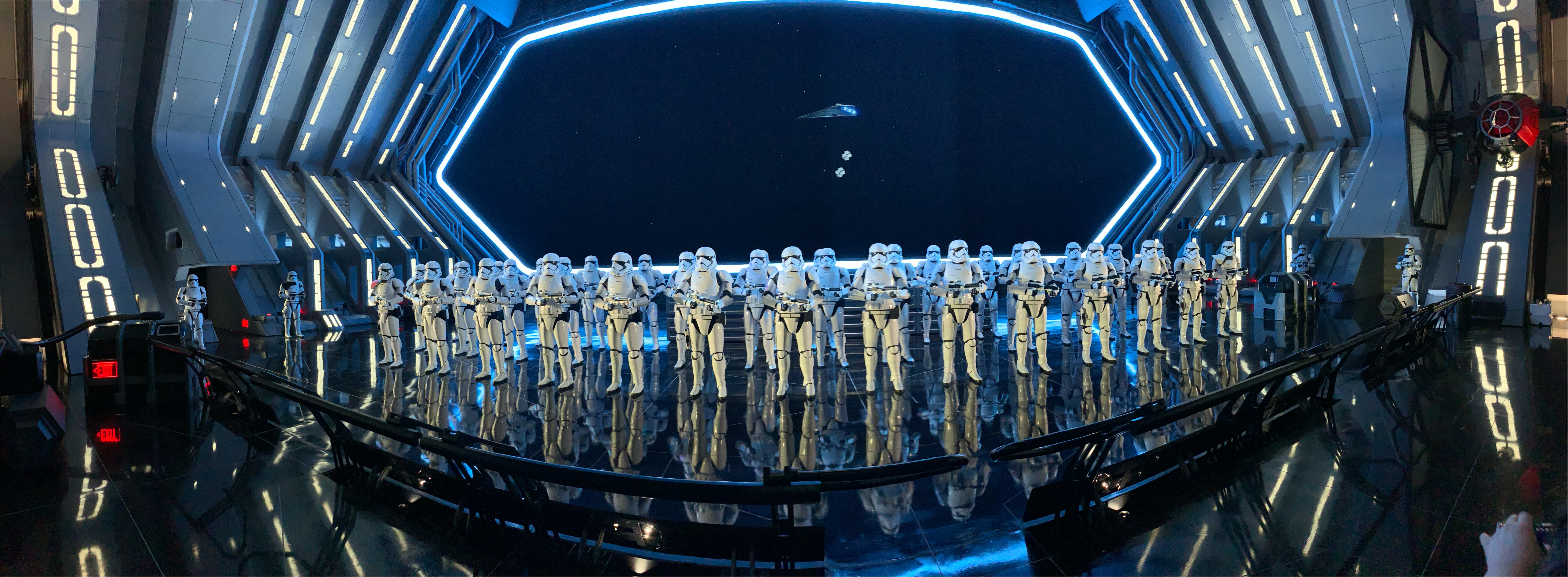 Q A This Is The Only Way To Ride Disney S Newest Attraction Star Wars Rise Of The Resistance