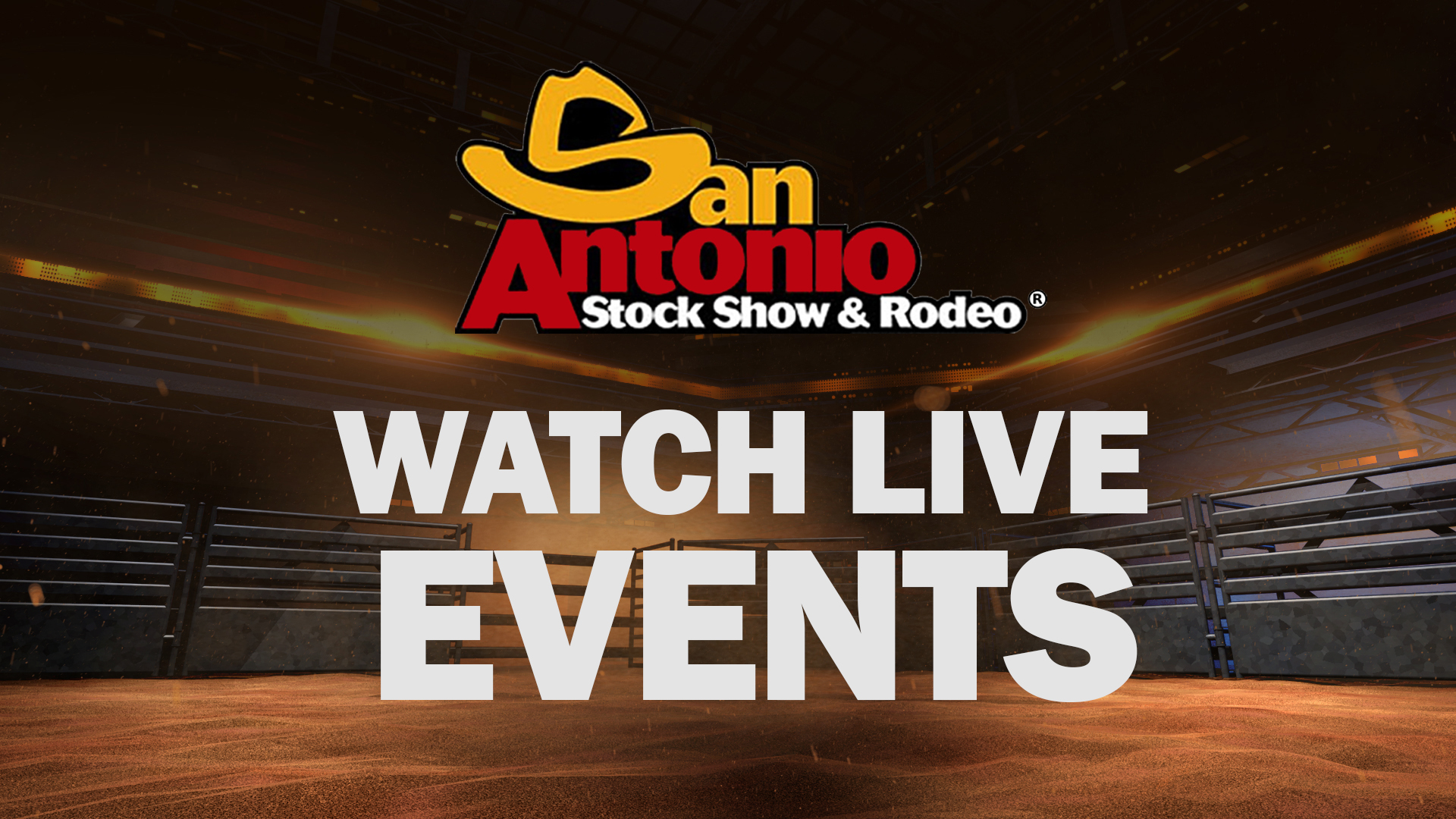 Watch San Antonio Rodeo live events