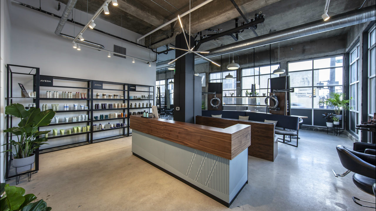 Aveda concept IVEY Salon opens in downtown Ann Arbor