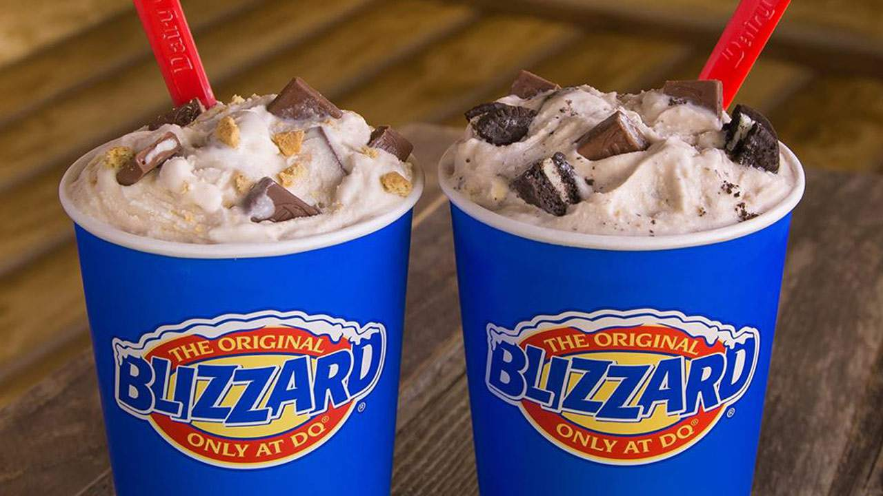 Dairy Queen Celebrating Its 80th Anniversary With 80 Cent Blizzards