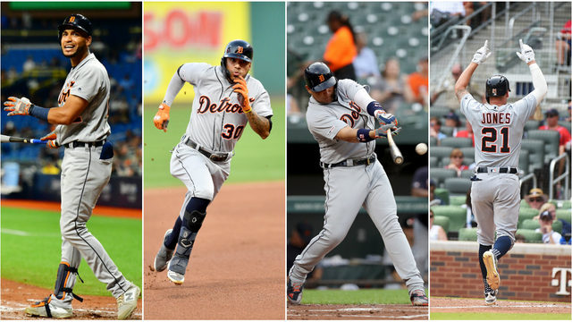 Detroit Tigers Home Opener 2020.Predicting The Detroit Tigers Starting Lineup Yikes For
