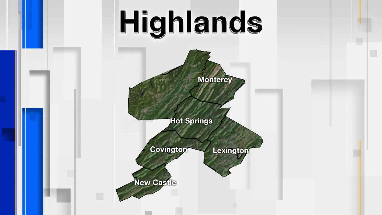 Highlands regional forecast